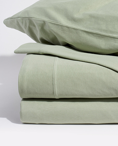 favorite tee bedding in sage