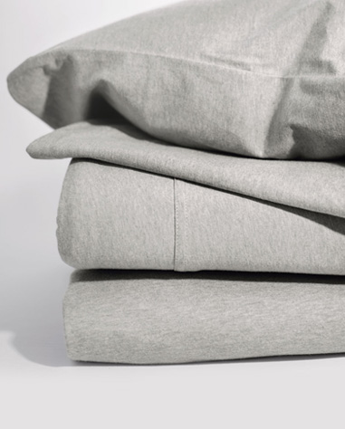 Favorite Tee Sheet in Heather Grey
