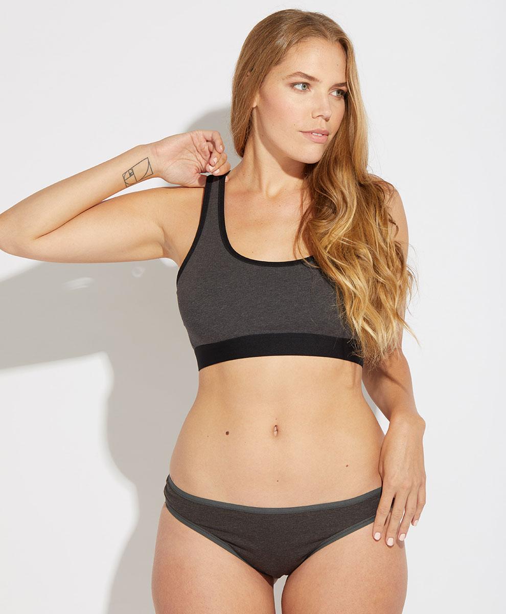 23f2315d6e6f6 Women s Classic Fit Bikini Underwear made with Organic Cotton