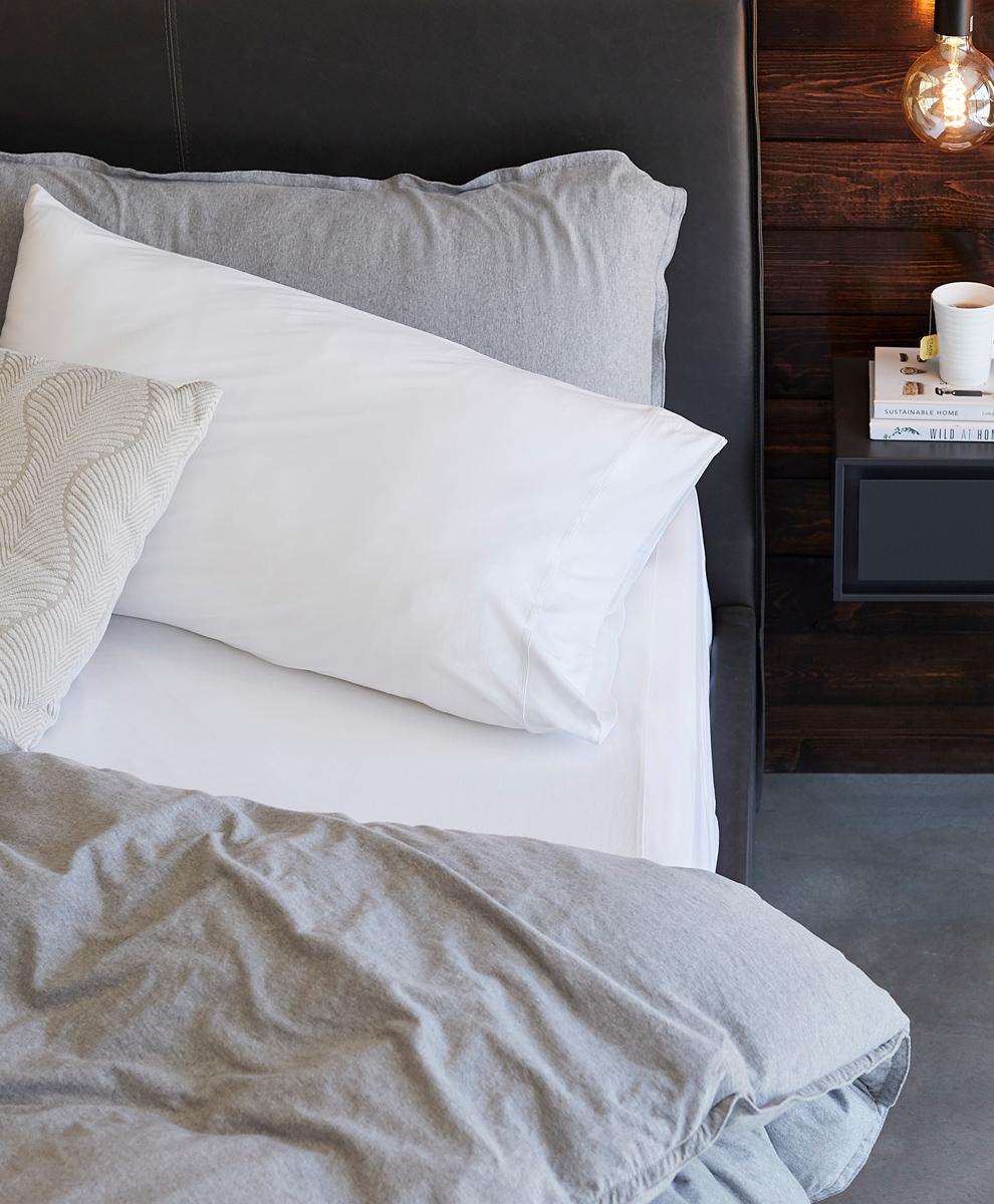 Bedding Favorite Tee Sheet Set Made With Organic Cotton Pact