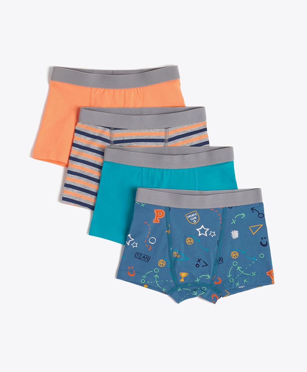 Love Colorado Boys Cotton Boxer Briefs Underwear
