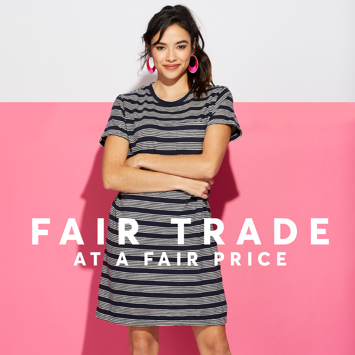 cd18d2732 It shouldn't cost more to do the right thing. Pact clothing is made by  people who receive better wages and working conditions in Fair Trade  Certified™ ...
